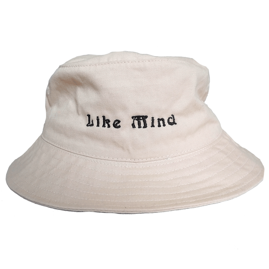 Like Mind New York Harmony Bucket Beige Front