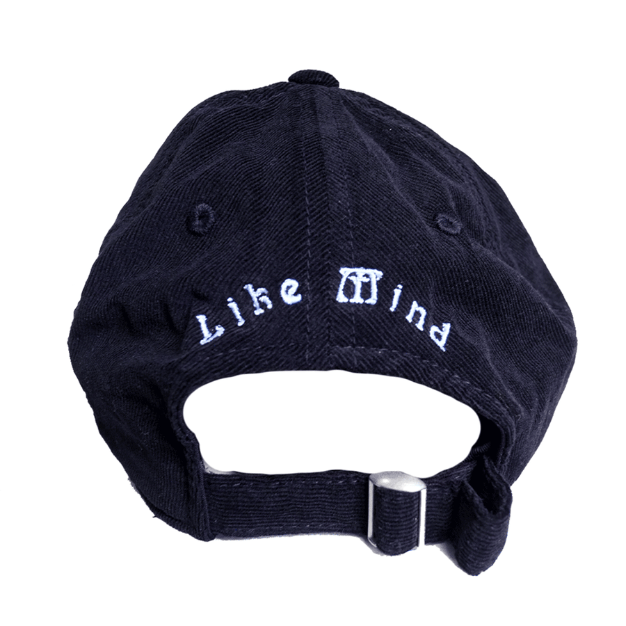 Like Mind New York Harmony Cap Front Navy