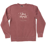 Like Mind New York Illusion Crew Neck