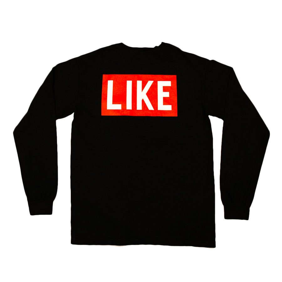 LIKE Long Sleeve (Black)