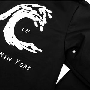 Like Mind New York Anniversary Coaches Jacket Detail