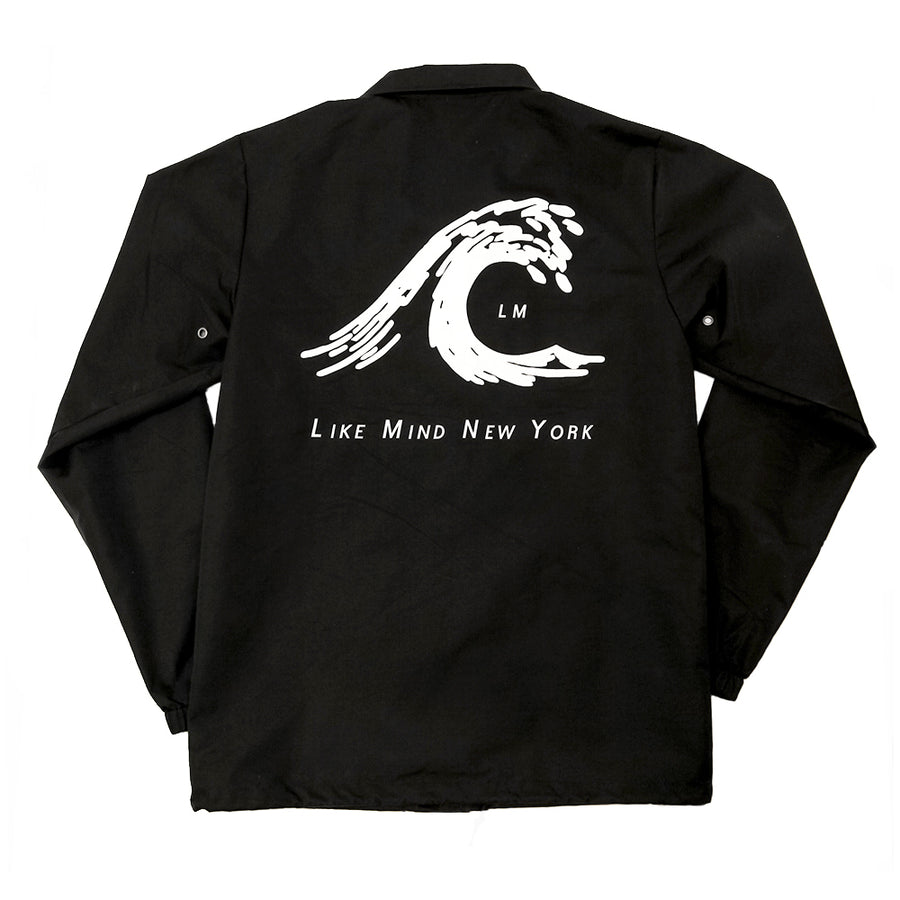 Like Mind New York Anniversary Coaches Jacket Front