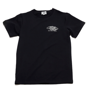 Cloud Logo Tee (Black)