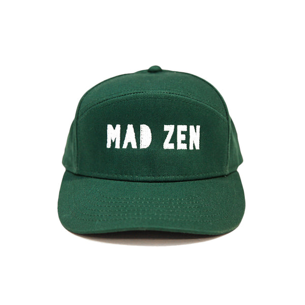 MAD ZEN Hybrid Cap (Green)