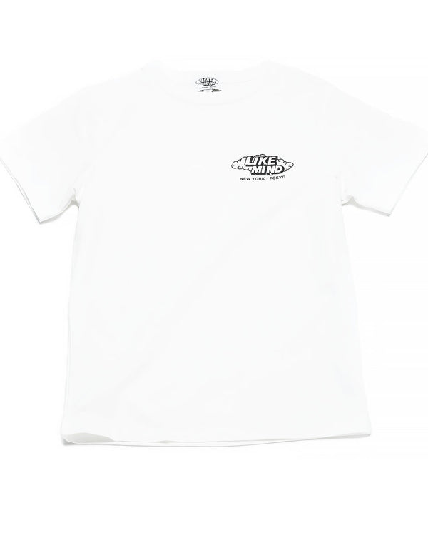 Like Mind Cloud Logo Tee