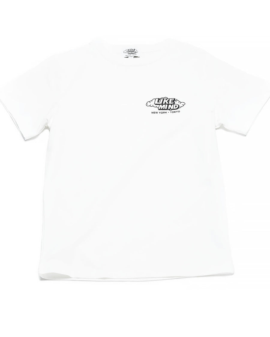 Cloud Logo Tee (White)