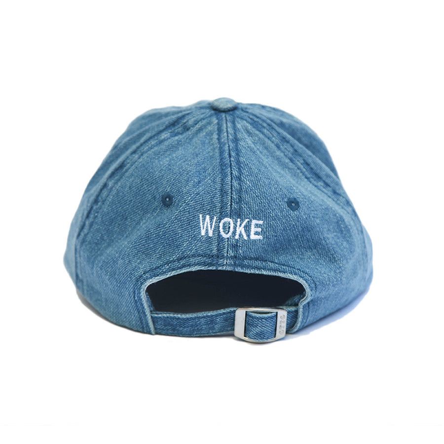 Like Mind New York Denim New Wave Cap