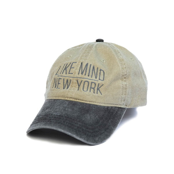 Like Mind New York Studio Cap Brushed Cotton