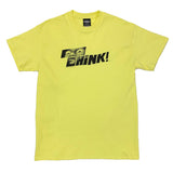 THINK! Tee Yellow
