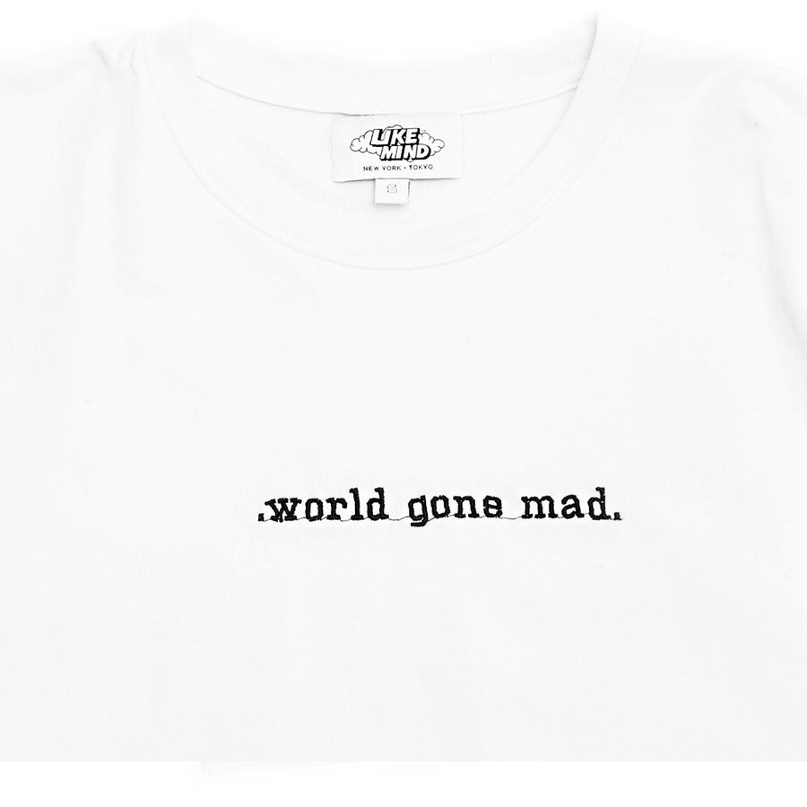 Like Mind New York World Gone Mad Tee