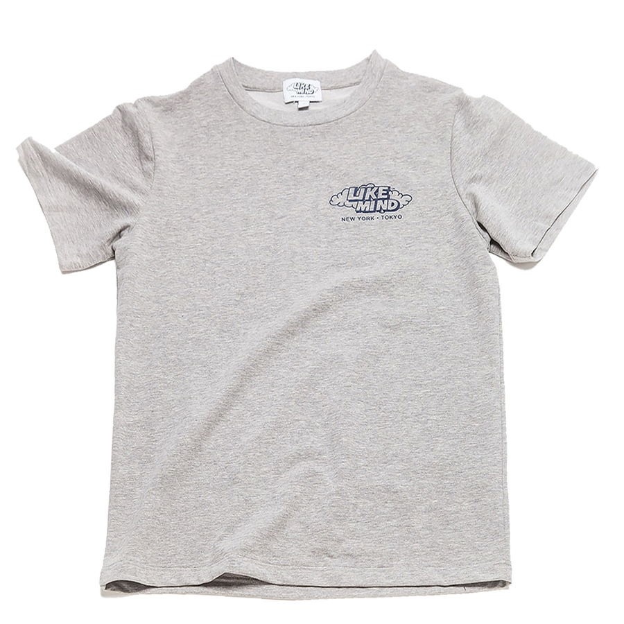 Cloud Logo Tee (Grey)