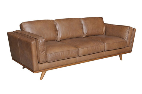Aria sofa black or cognac