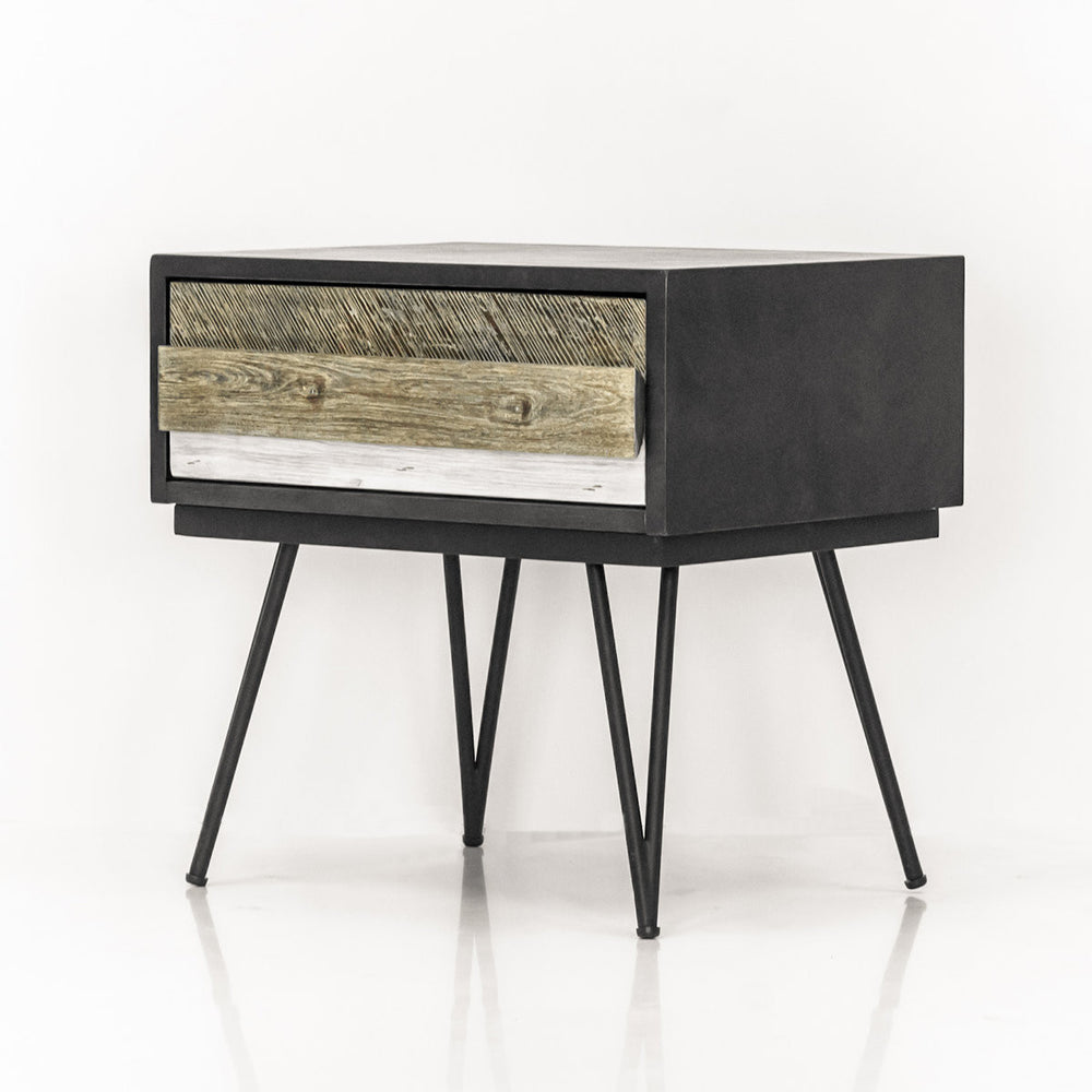 Noir night stand