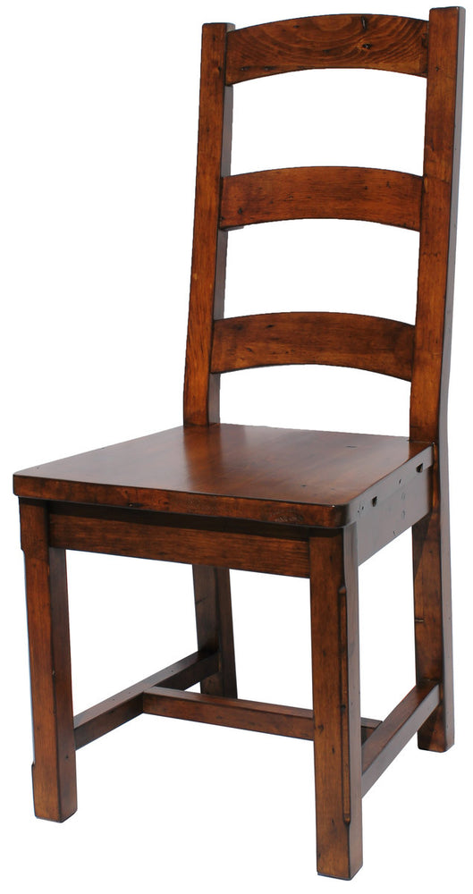 IRISH COAST LADDER BACK CHAIR - AFRICAN DUSK (2/BOX)