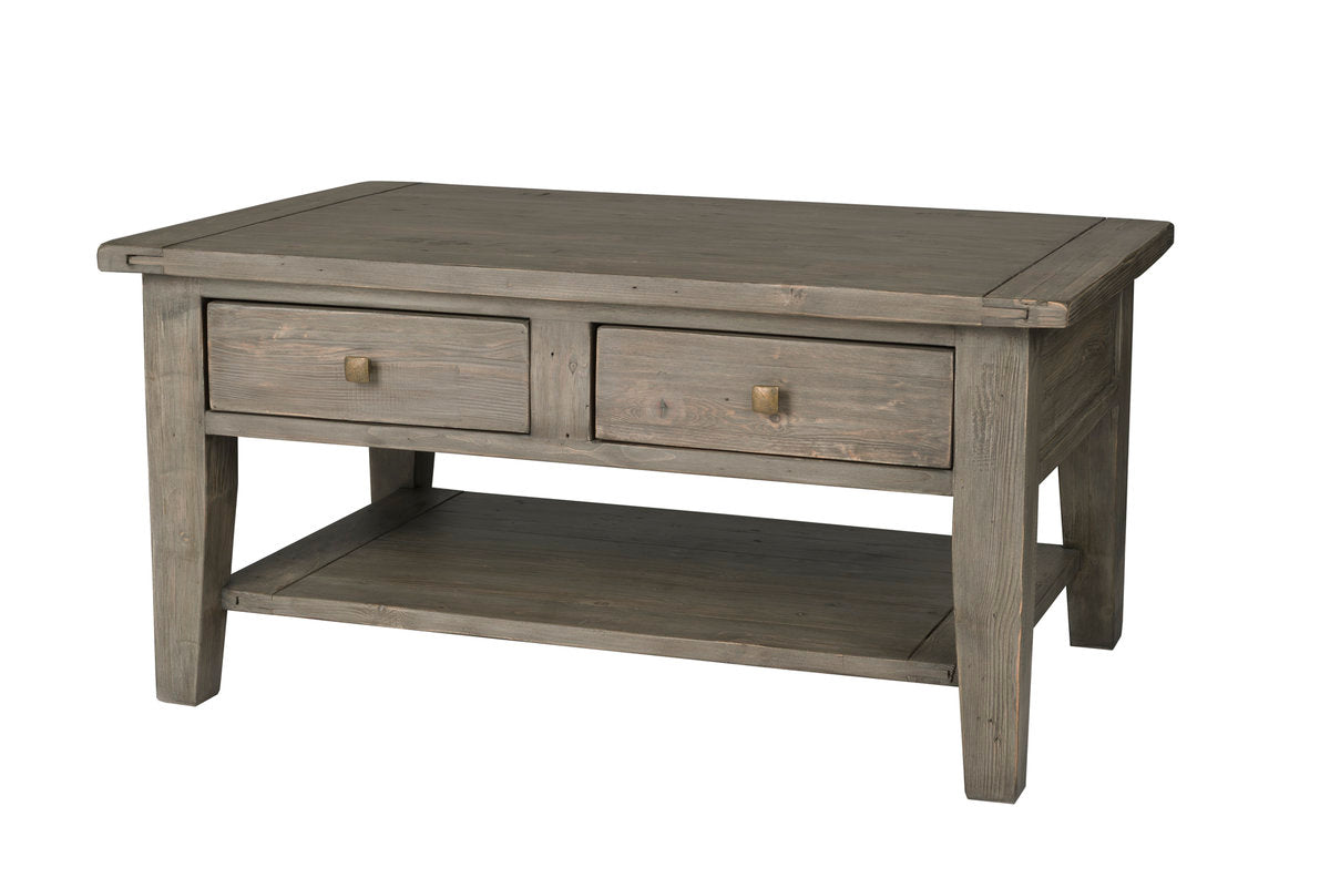 IRISH COAST SMALL COFFEE TABLE - BLACK OLIVE