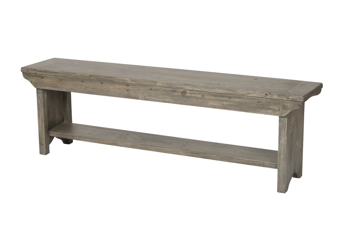 IRISH COAST BENCH - BLACK OLIVE