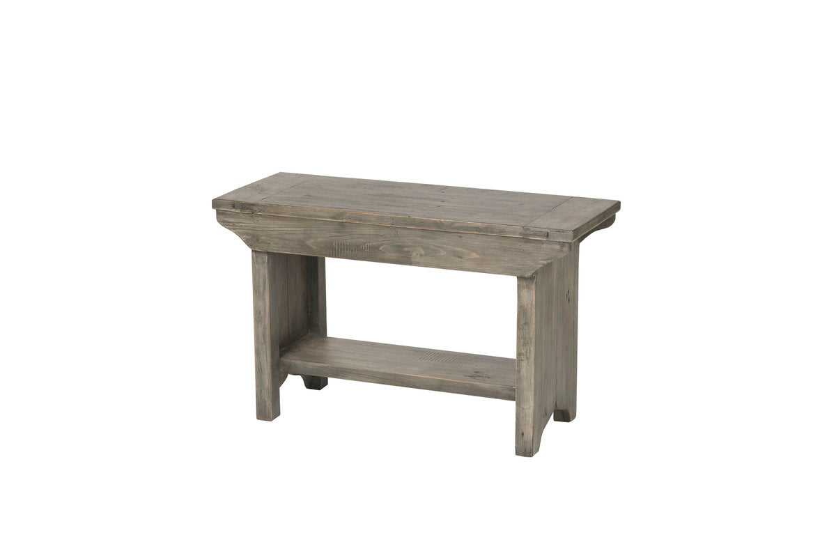 IRISH COAST SMALL BENCH - BLACK OLIVE