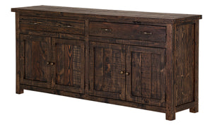 ALFRESCO LARGE SIDEBOARD - SMOKEY BROWN