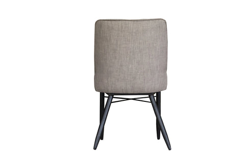 DEX DINING CHAIR - SLATE GREY (2/BOX)