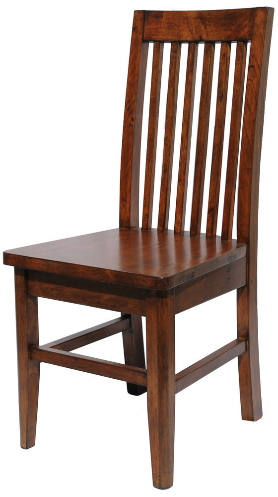 IRISH COAST SLAT BACK CHAIR - AFRICAN DUSK (2/BOX)