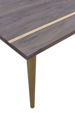 CABOT DINING TABLE 76""