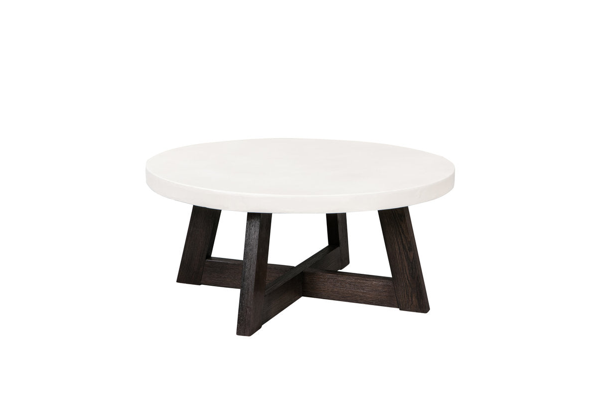 MANCHESTER ROUND COFFEE TABLE