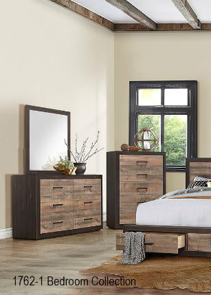 1762 Bedroom Collection Dresser