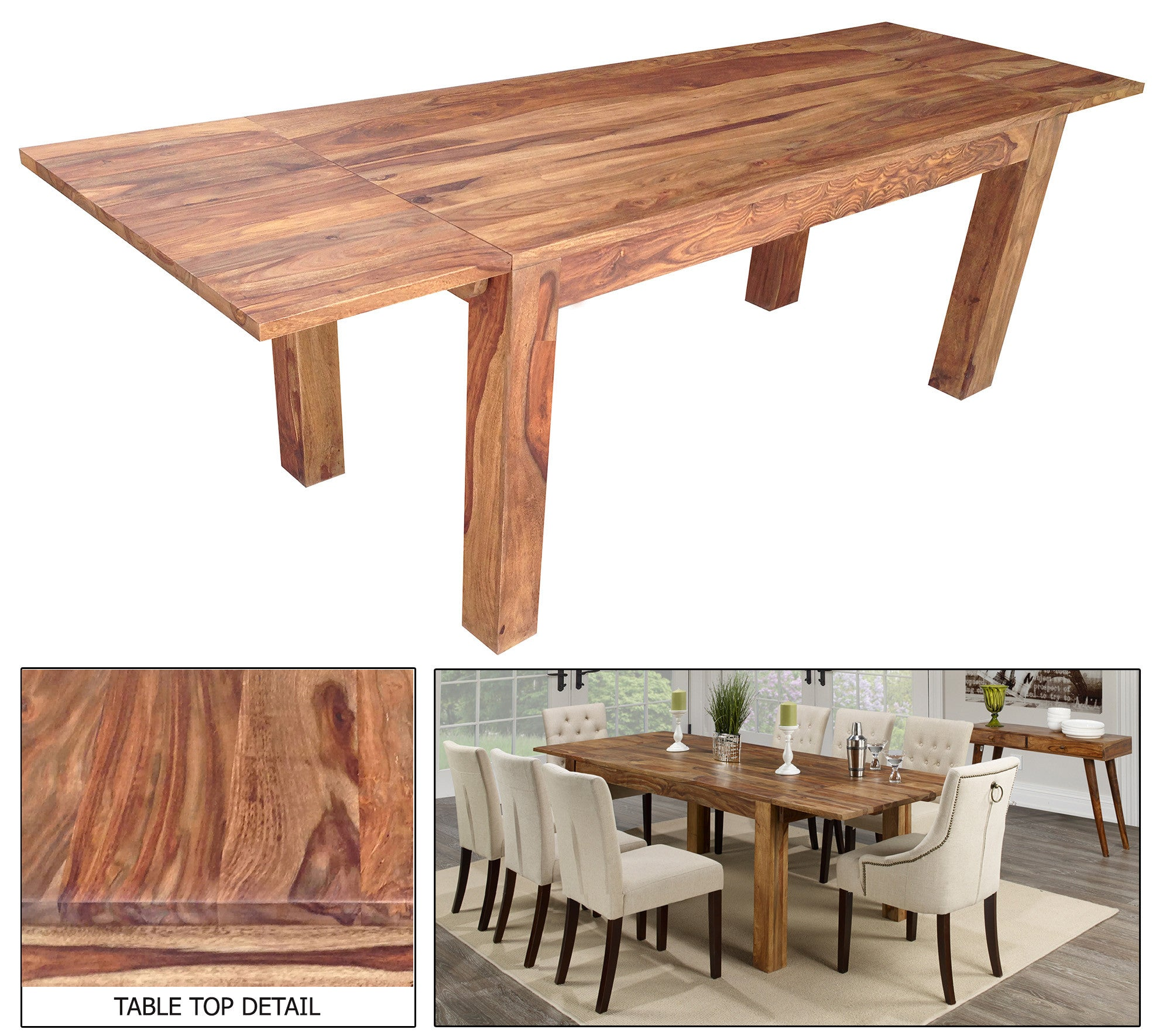 Jeeva extension table