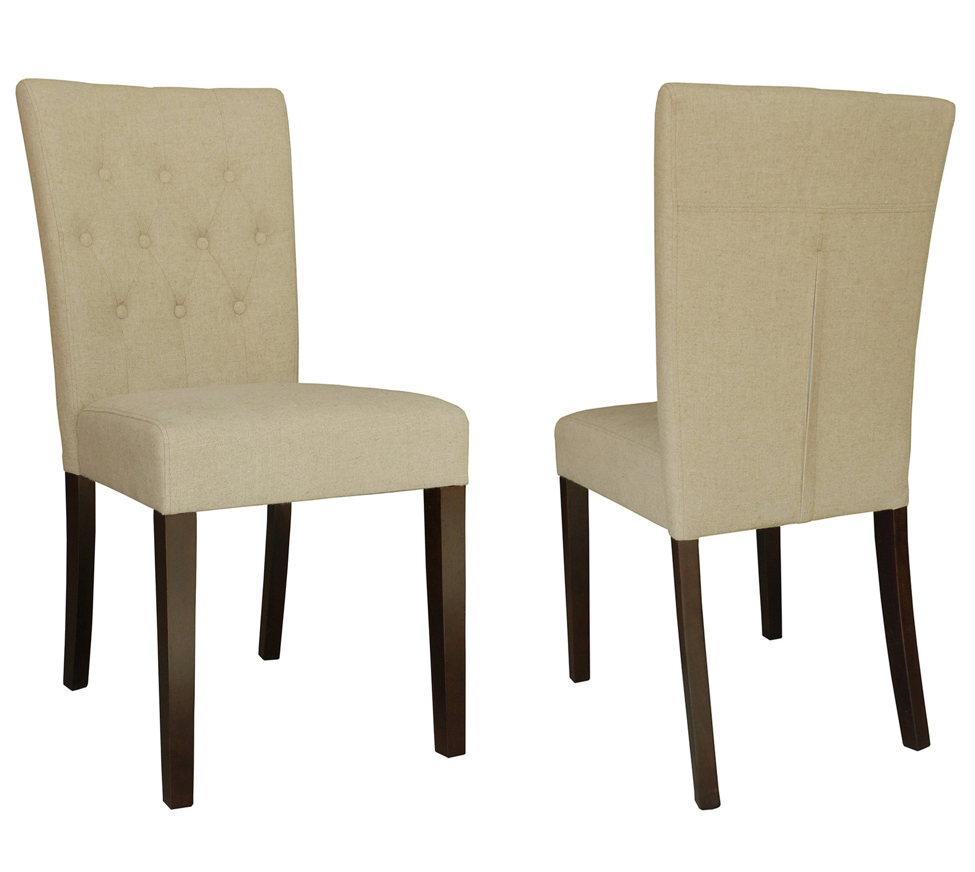 Emma 2pkg - price is for two chairs