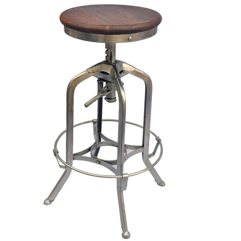 Devan adjustable stool