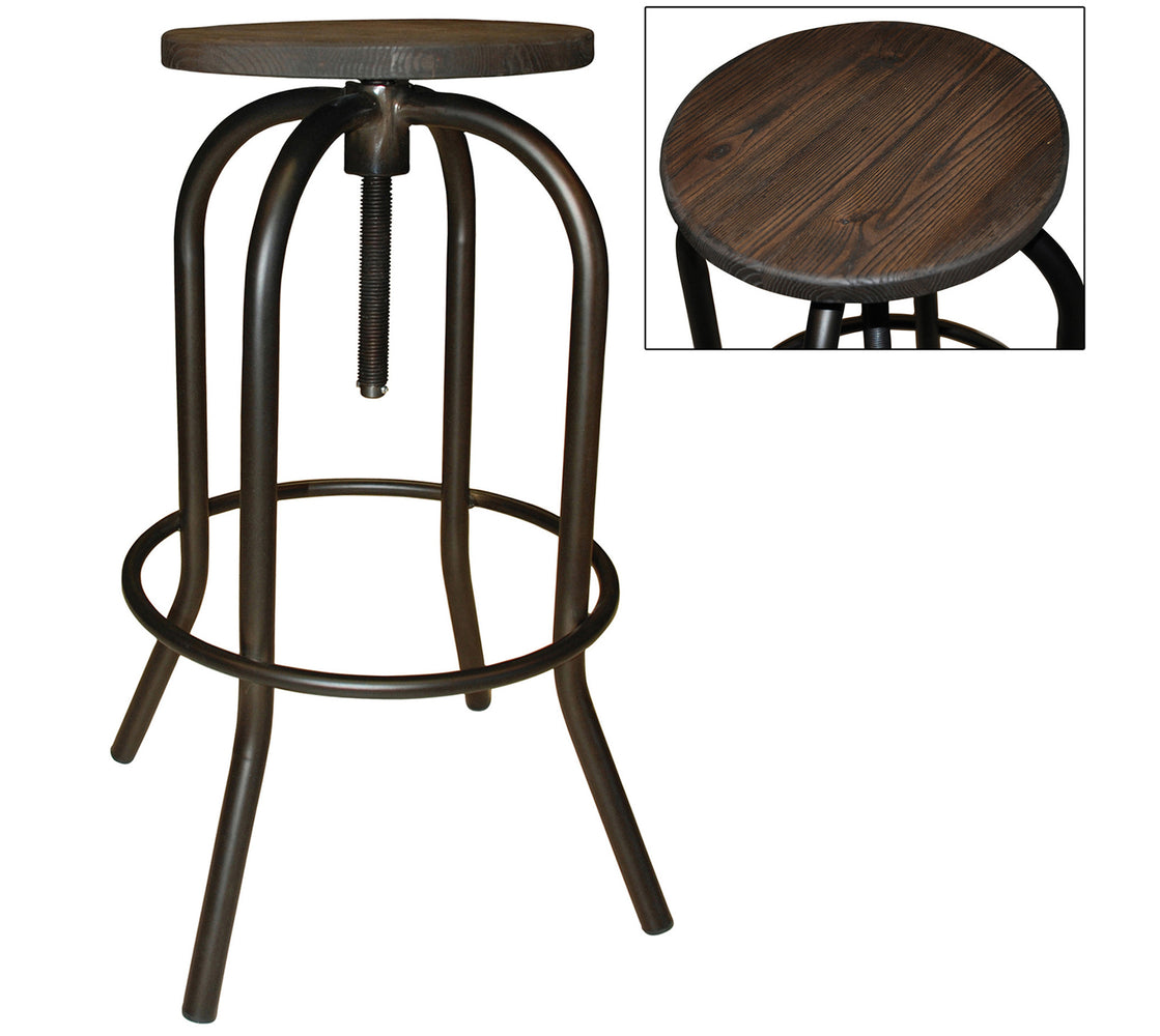 Arlo adjustable stool  - 2 pk