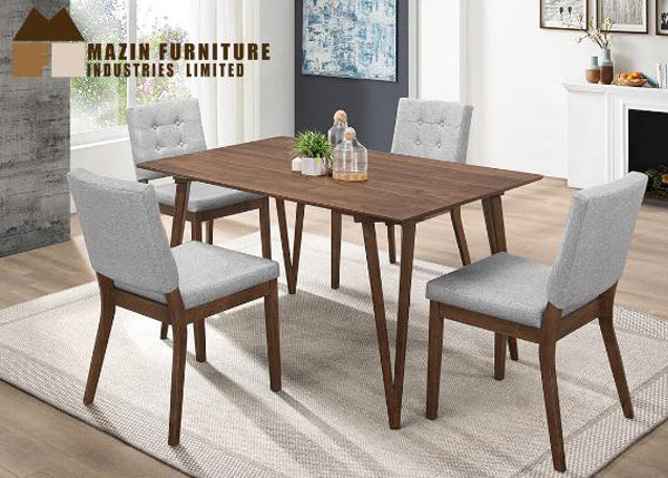 The Quirrell Collection Dinette Table Cocoa Brown
