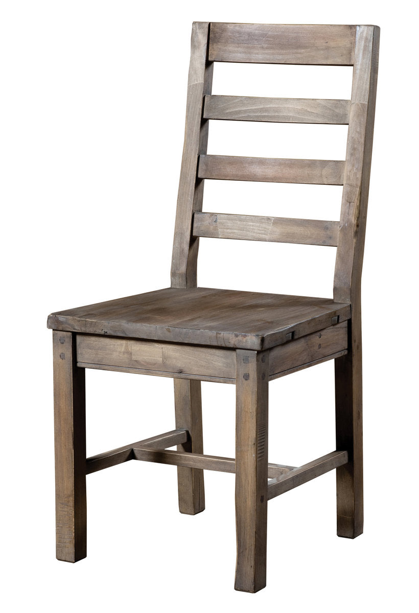 SUNDRIED DINING CHAIR (2/BOX)