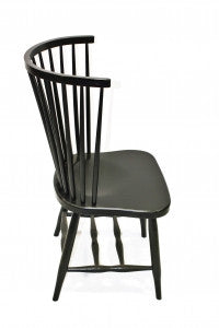 HALFMOON AMISH CHAIR