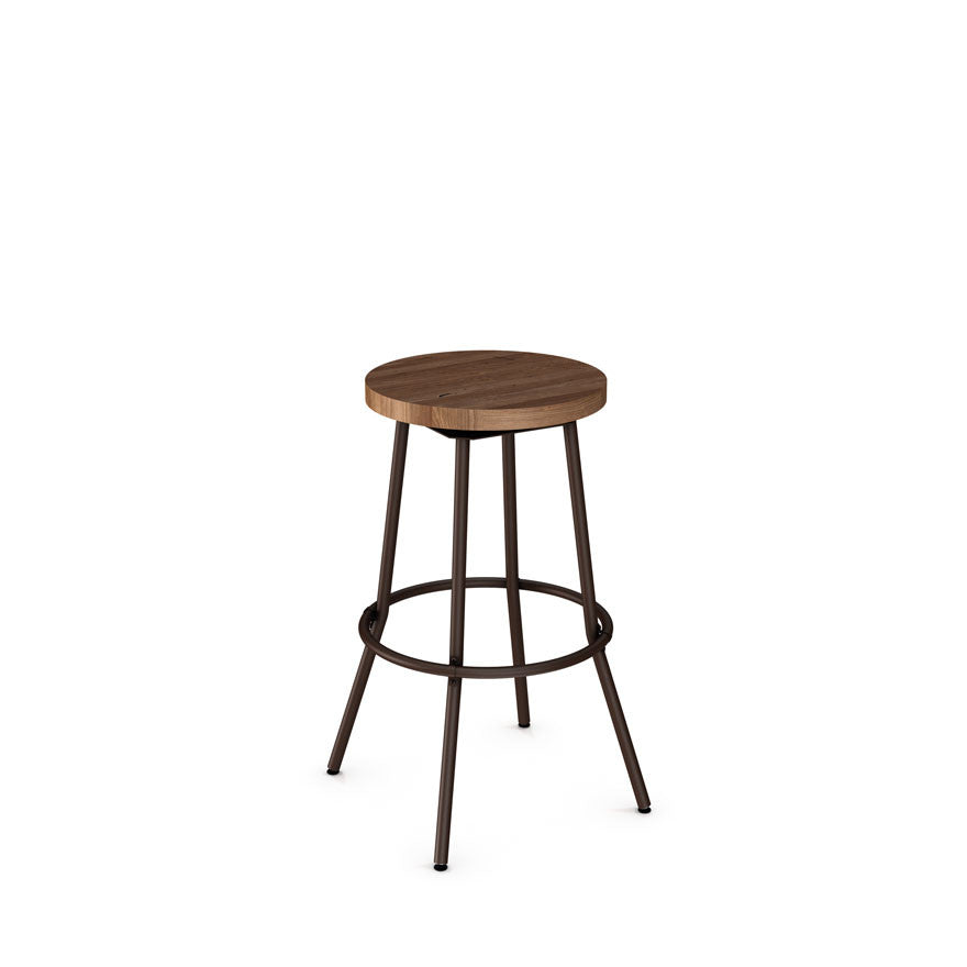 Bluffon swivel stool
