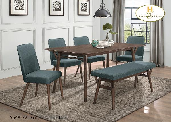 The Stratus Collection Rectangular Table