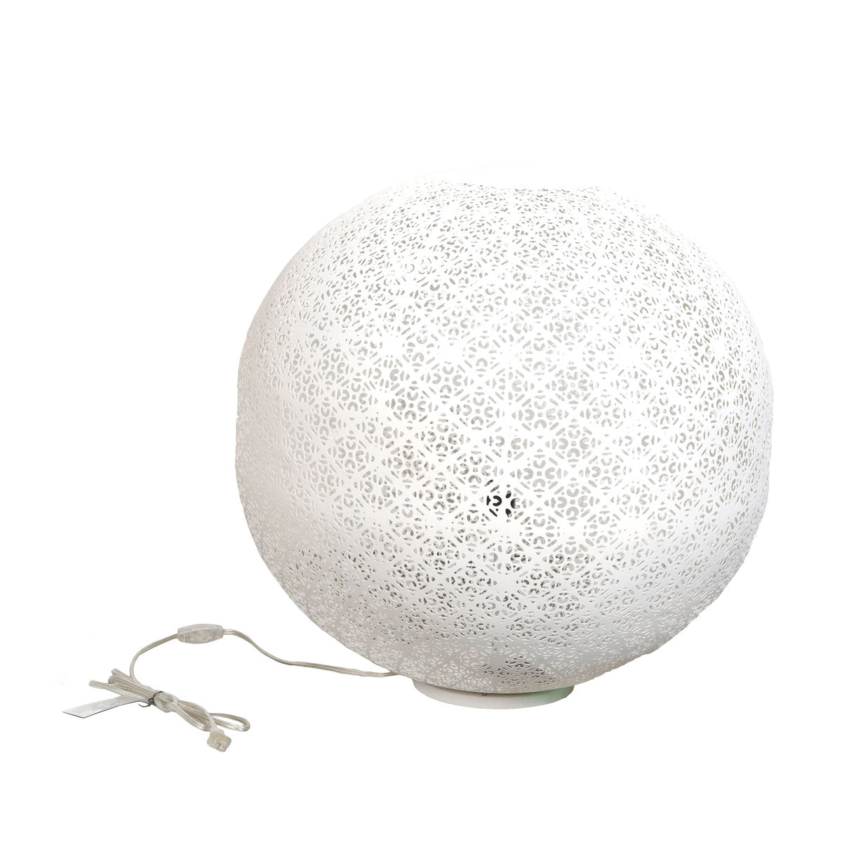 LUNA REGULAR GLOBE TABLE LAMP