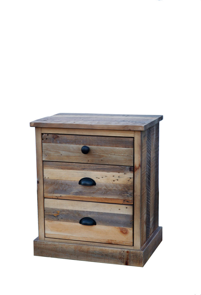CAMPESTRE-COUNTRY NIGHTSTAND 3 DRW