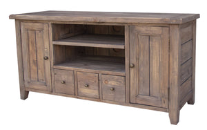 IRISH COAST SUNDRIED SMALL TV CABINET