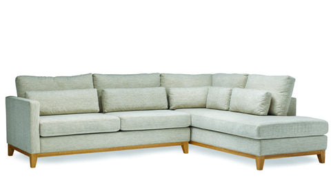 "Banyan sectional 119 "" x 92 """
