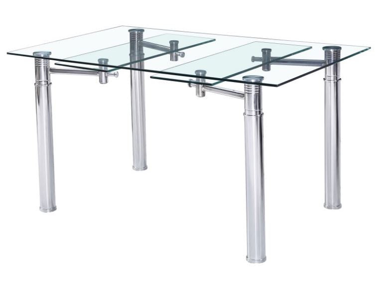 Uxman dining table , extendable