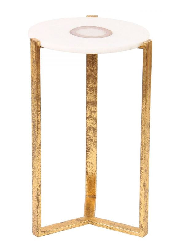 Beam Side Table