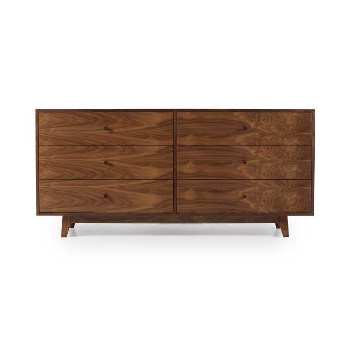 Houston dresser , walnut.