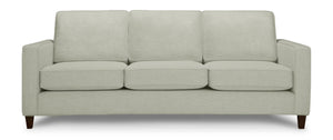 Joseph apartment sofa with reversible chaise - not as shown