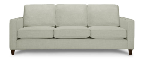Joseph apartment size sofa . 2 back and 2 bottom cushions.