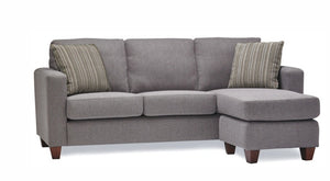 Leif condo size sofa with add a chaise