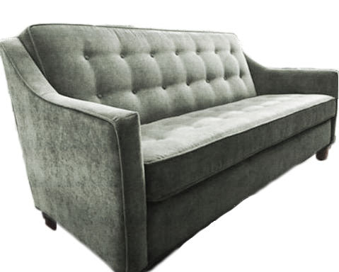 2801 sofa / sofa bed with coil mattress. Canadian made