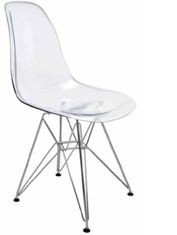 Clear Eiffel Chair