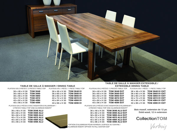 Tom Dining Table Our Best Seller Equilibrium