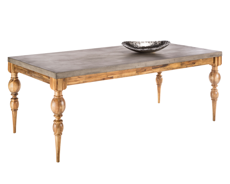 Louis dining table - amazing !